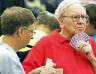 Buffett ve Gates bri� turnuvas�nda